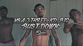 "NBA 3Three, NBA KD & NBA Big B - ""Bust Down""(Official Music Video)"
