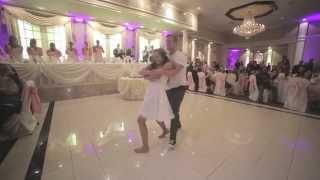 Kyle and Nicole's Amazing Wedding Dance!