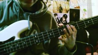 What about me - Snarky Puppy BASS COVER by Pausolmora