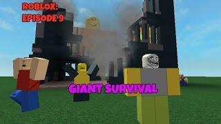 Roblox #9: Giant Survival