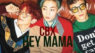 EXO-CBX - Hey Mama!. Letra fácil (pronunciación)