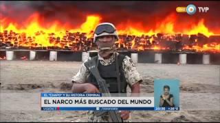 """Visión 7 - Recapturaron al """"Chapo"""" Guzmán (3 de 3)"""