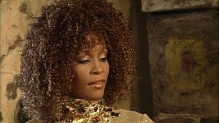 FLASHBACK: With Whitney Houston on the 1997 Set of 'Cinderella'