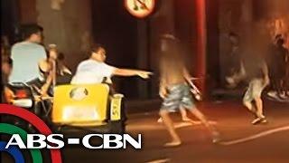 TV Patrol: Mga kabataan, nag-riot sa Maynila