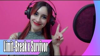 Dragon Ball Super - Limit-Break x Survivor - Hitomi Flor (Cover) Sub Español