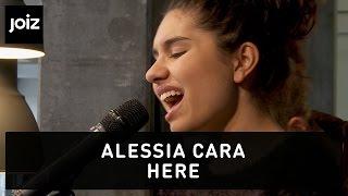 Alessia Cara - Here (Live at joiz)
