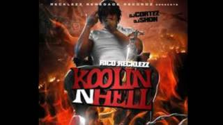Rico recklezz - koolin in hell intro (bass boosted)