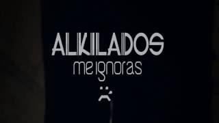 Me Ignoras  - Alkilados - Video Remix Zona Del Mix