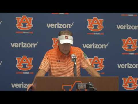 Gus Malzahn Post-Game Interview - Mississippi State 2017