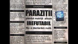 Parazitii - Dulce autodistrugere (nr.51)