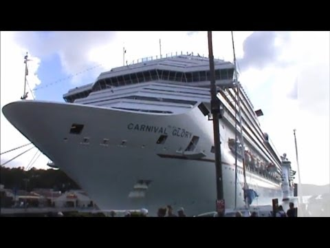 Carnival Glory: Eastern Carribean