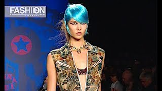 ANNA SUI Spring Summer 2013 New York - Fashion Channel
