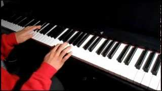 Guilty Crown - Release My Soul - Piano - Laurits Campen
