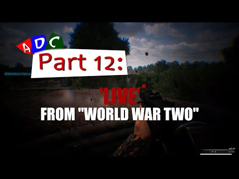 "A Dying Culture | Part twelve: ""Live"" from ""World War Two"""