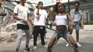 Afrobeat Dance 2015 Buruntuma Remix by Cherylle Shyne