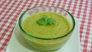 Cómo hacer la salsa verde Mexicana (Receta fácil y muy sabrosa)