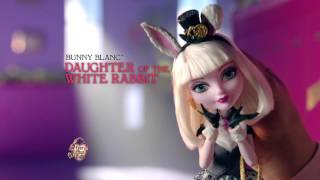Ever After High Papusa Bunny Blanc