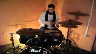 Klepht feat. Diogo Amador - Antes & Depois (drum cover)
