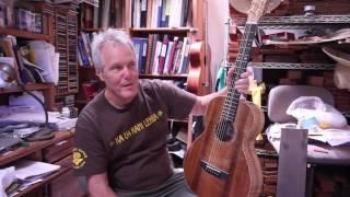 David Gomes Koa Guitar