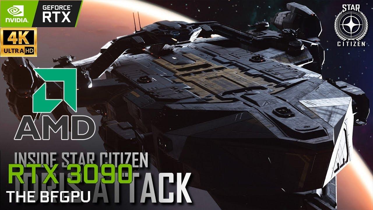 XenthorX - Star Citizen 3.12 : Idris 4K60 Flying + Prison Escape feat. Sitarow   AMD 5900X   RTX 3090