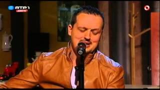 """MIGUEL GAMEIRO """"Já Não Canto Essa Canção"""" - Pedro Fernandes - 5 Para a Meia Noite"""