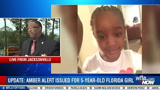Hundreds of officers search for missing 5-year-old Florida girl