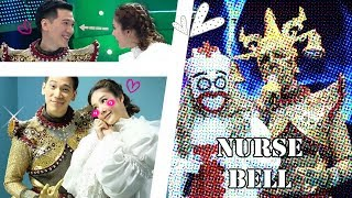 || THE MASK SINGER THAILAND || Nurse X Bell