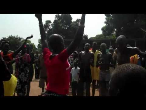 Independence Day Dancing – Dinka