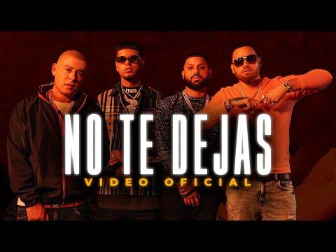 No Te Dejas (Video Oficial)