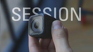 Полный обзор GoPro Hero4 Session
