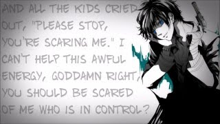 Control -Male Version- [ Lyrics ]