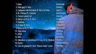 Shobby - Daca n-ai fi tu feat. Bulgaru & Nico (Oficial Track) 2016