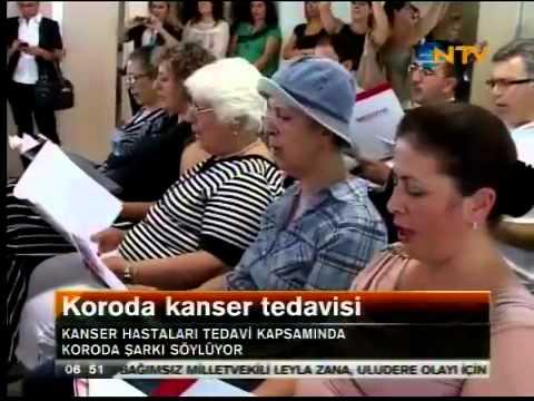 Antalya'da Bir Onkoloji Hastanesinde Tedavi Gören Kanser Hastaları Etkinliklerle Moral Buluyor