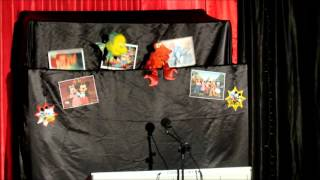 COVER / ALAN MENKEN / Disney Puppet Show 2013   Under the Sea