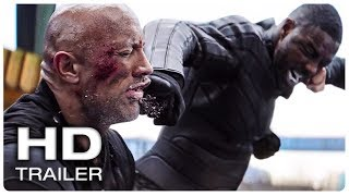 FAST AND FURIOUS 9 Hobbs And Shaw Trailer #2 Official (NEW 2019) Dwayne Johnson Action Movie HD