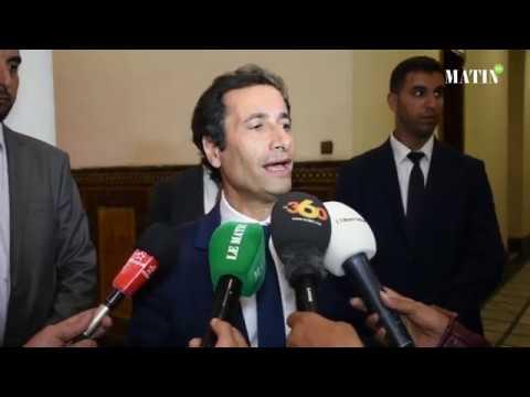 Video : Mohamed Benchaaboun détaille le projet de loi de Finances 2019