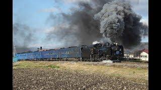 DJP076751 Japan steam trains Kamaishi Ginga SL 銀河釜石線 蒸気機関車 C58239 일본 증기기관 차가마이시 은하 รถไฟ รถจักรไอน้ํา