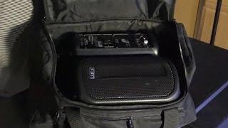 FBT J5A With Subwoofer DJ Micro System Option