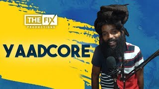 Yaadcore on Starting Kingston Dubwise, Playing Chronixx 1st, Being Protoje's Tour DJ & Solo Career