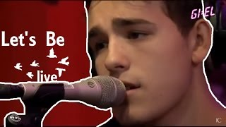 Jacob Whitesides - Let's Be Birds Live