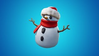 Fortnite - Sneaky Snowman width=
