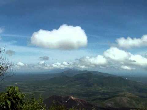 Las Pilas Volcano hike video by Leon Nicaragua with NicaEco.com