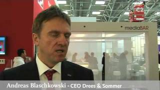 Andreas Blaschkowski - CEO Drees & Sommer