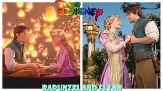 Disney Couples in Real Life SMS TV