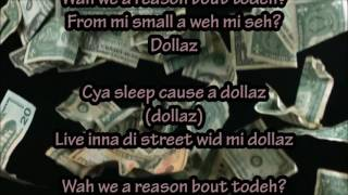 Masicka - Dollaz Lyrics 2016