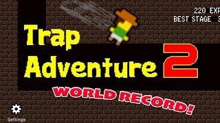 [WORLD RECORD] Trap Adventure 2 Speedrun 4:17.19