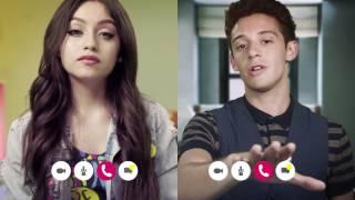 Soy Luna 2 - Le Vacanze - Videomessaggio tra Luna e Matteo