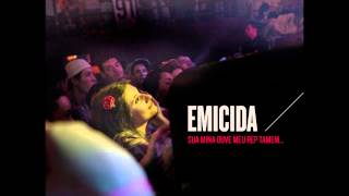 Emicida - Vacilao (Audio)