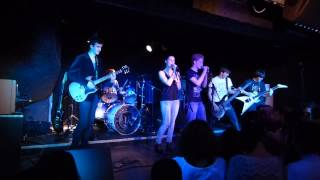 The hell song - Sum 41 (cover) ! Live au Gibus (Abstract) 11/01/14