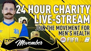 24 HOUR MOVEMBER LIVESTREAM HIGHLIGHTS!